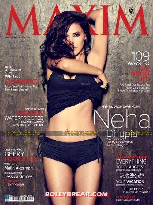 Neha-Dhupia