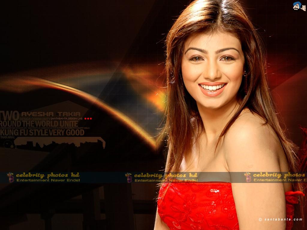 Ayesha Takia Indian Celebrity Hot Images