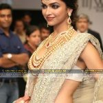 Deepika padukone walks ramp at IIJW