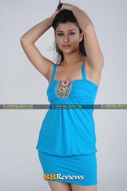 madhurima-latest-armpit-show