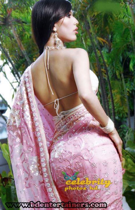 Bangladeshi Ramp Model and Actress Naila Nayem