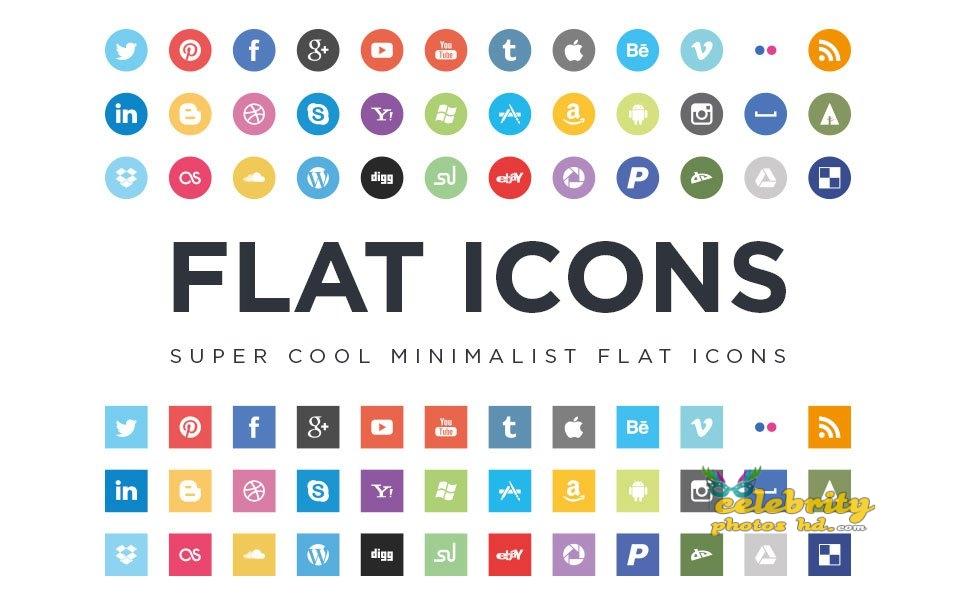 flat-social-media-icons-eps