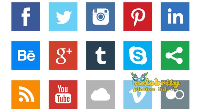 free-social-media-icson-set
