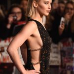 Jennifer Lawrence Wears Sideboob-Baring Dress to Hunger Games Premiere