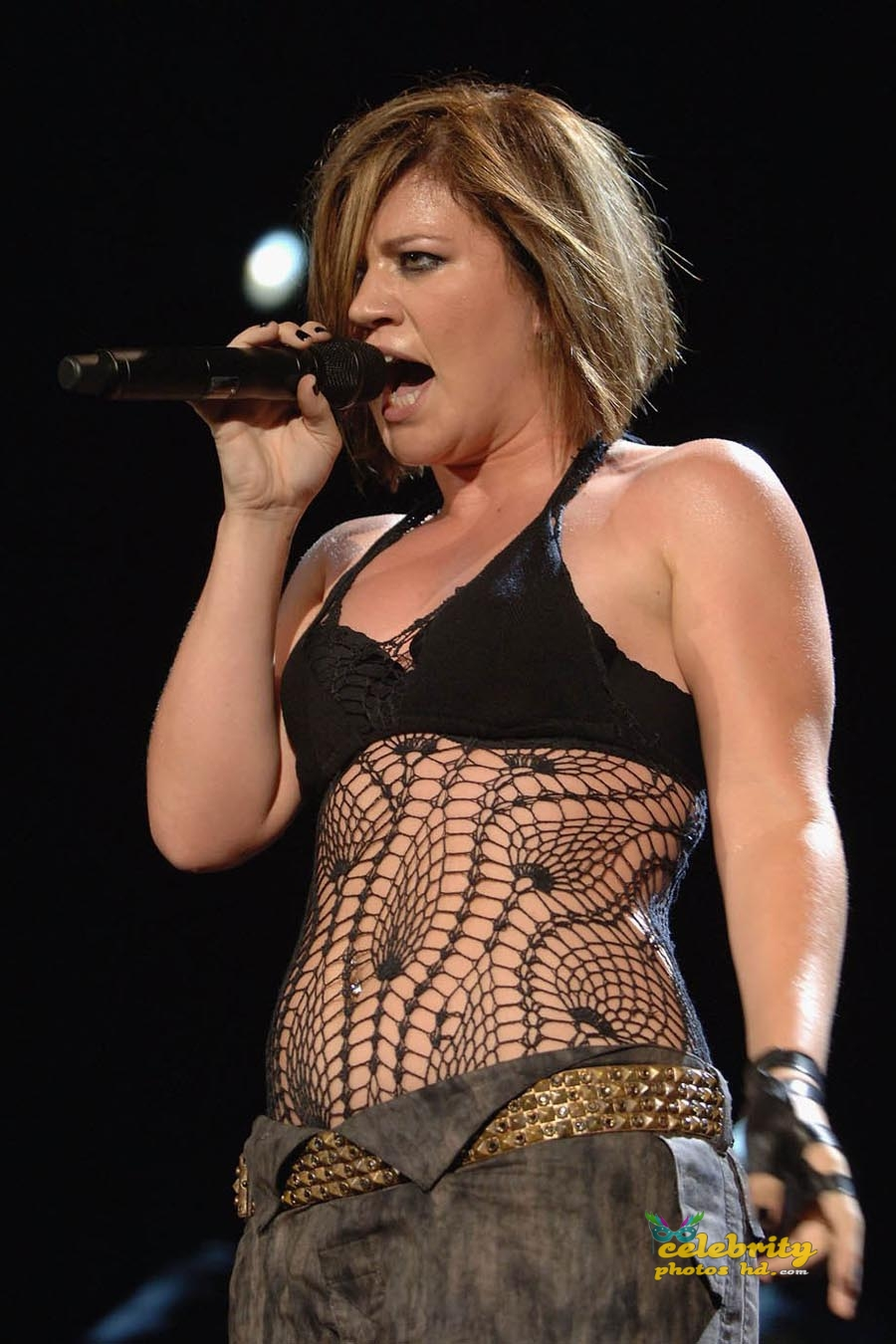 American Actress Kelly Clarkson Top Ten Sexy Photos