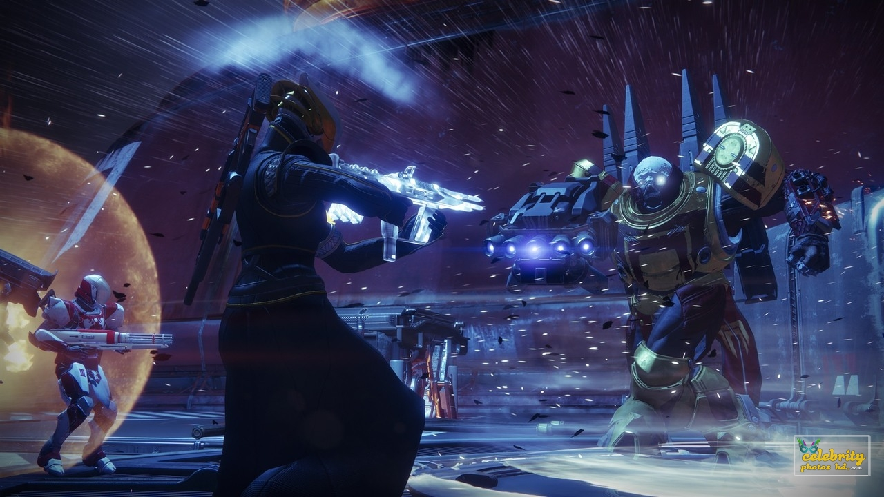 Destiny 2 Revealed Game Play Scenes (2)