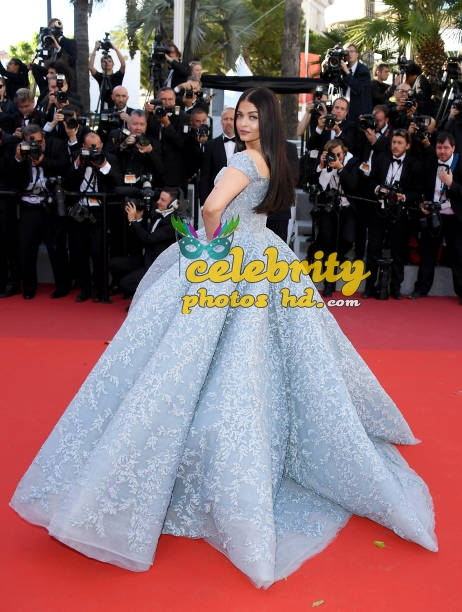 Real life fairy tale princess Aishwarya At Cannes (1)