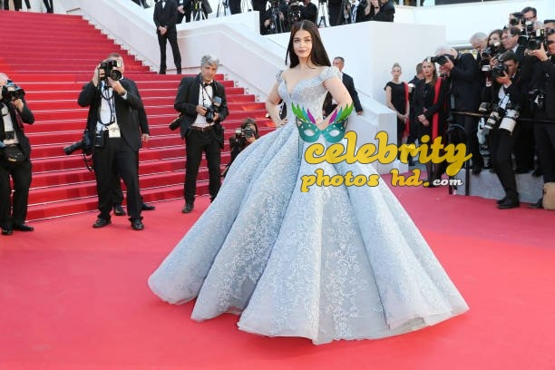 Real life fairy tale princess Aishwarya At Cannes (3)