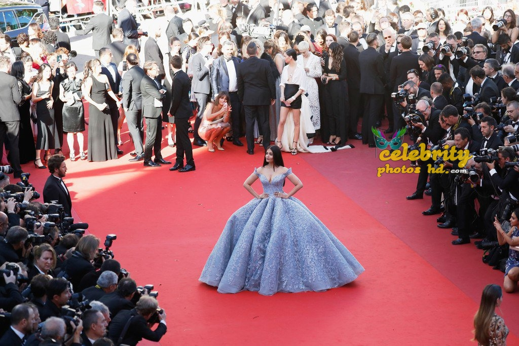 Real life fairy tale princess Aishwarya At Cannes (6)