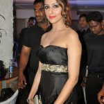 Aarti Chabria Hot Photos at Osadia Garden City Logo Launch