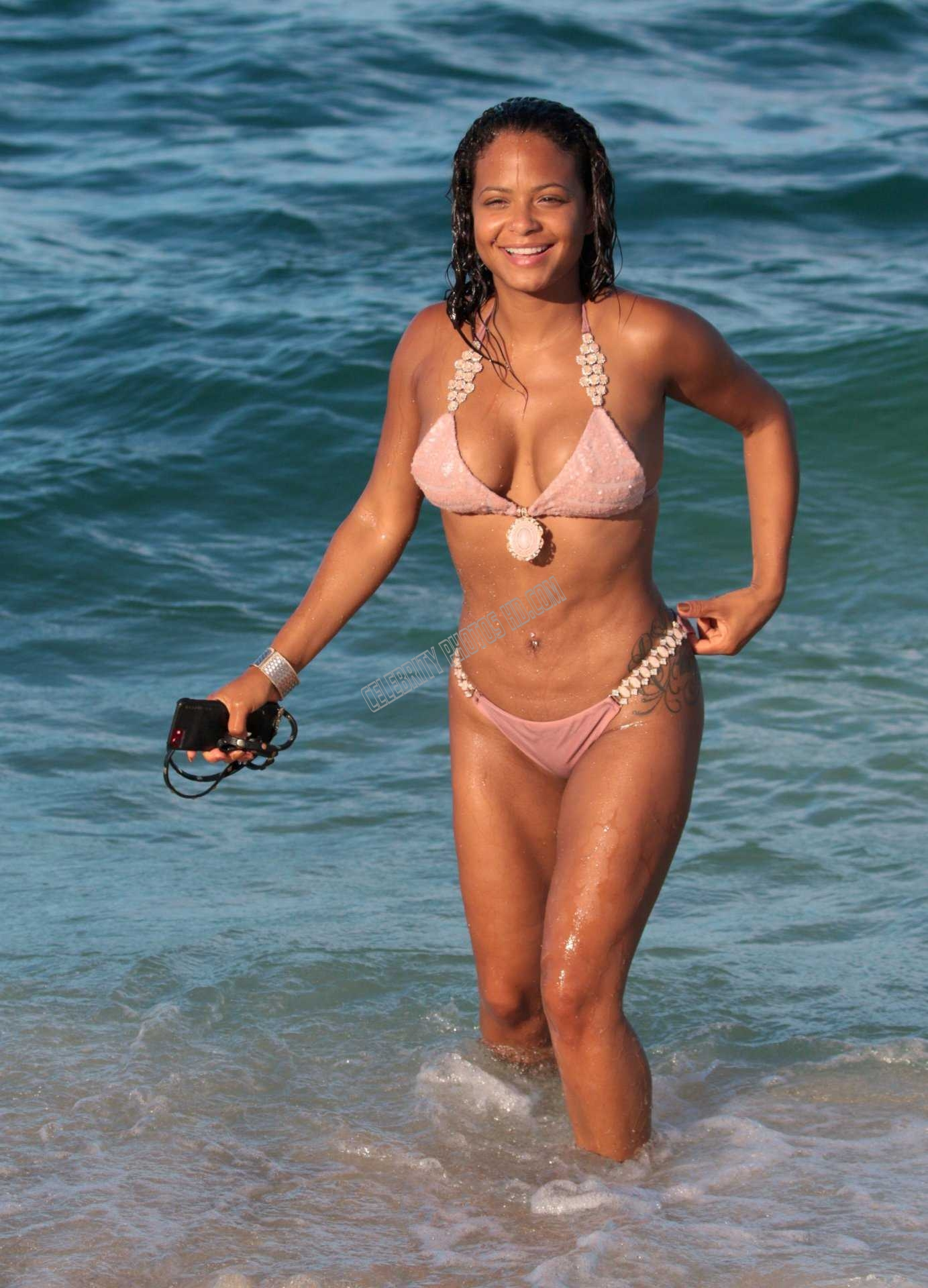 Christina Milian Bikini Hot Celebrity Photos (3)