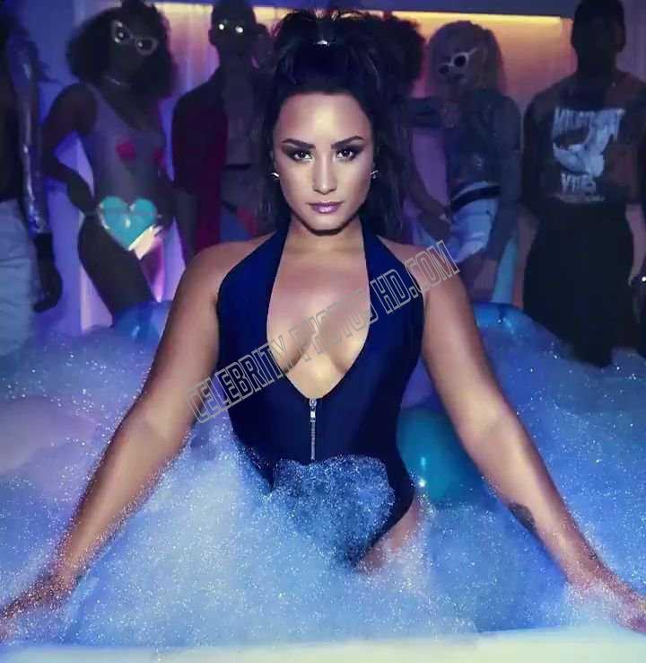 Demi Lovato netflix's new drama