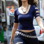 Telugu Actress Ileana Latest Spicy Stills Exposing Hot Navel in Tight Jeans from Movie Nenu Naa Rakshasi