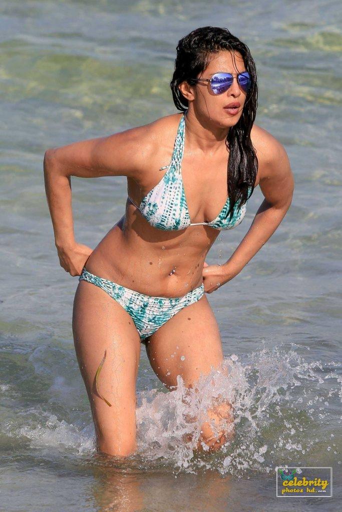 Priyanka Chopra Hot Bikini Photos in Miami Beach (15)