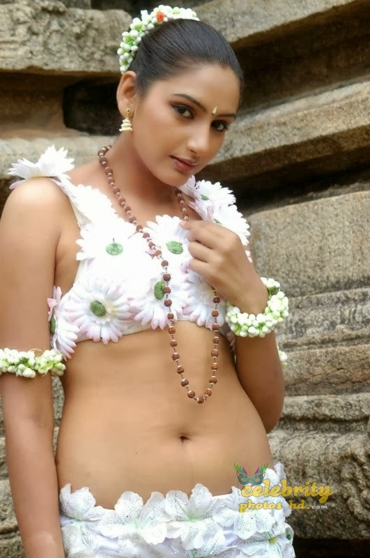 Ragini Dwivedi Hot Sexy Navel Show Photos, Images 8