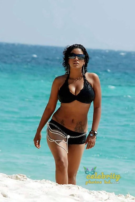 Telugu film actress Mumaith Khan Hot Photos (2)