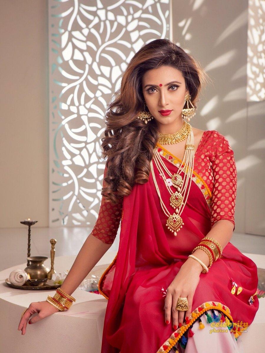 Actress Bidya Sinha Mim (58)