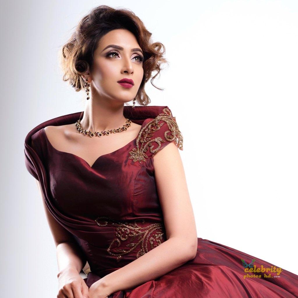 Actress Bidya Sinha Mim (64)