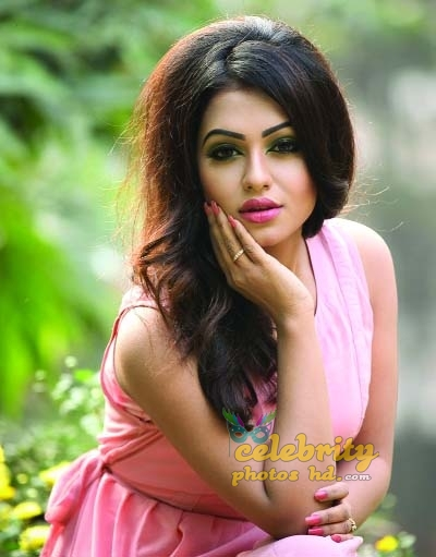 Actress Nusrat Faria (23)