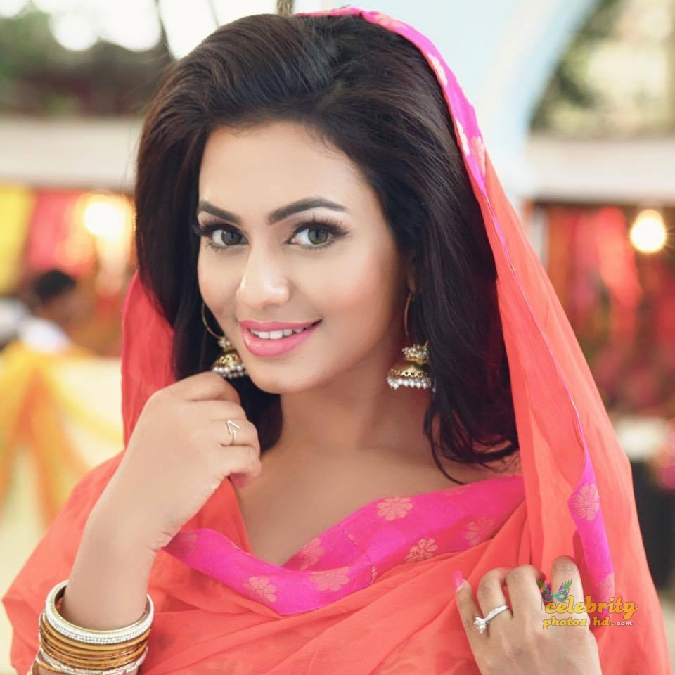 Actress Nusrat Faria (25)