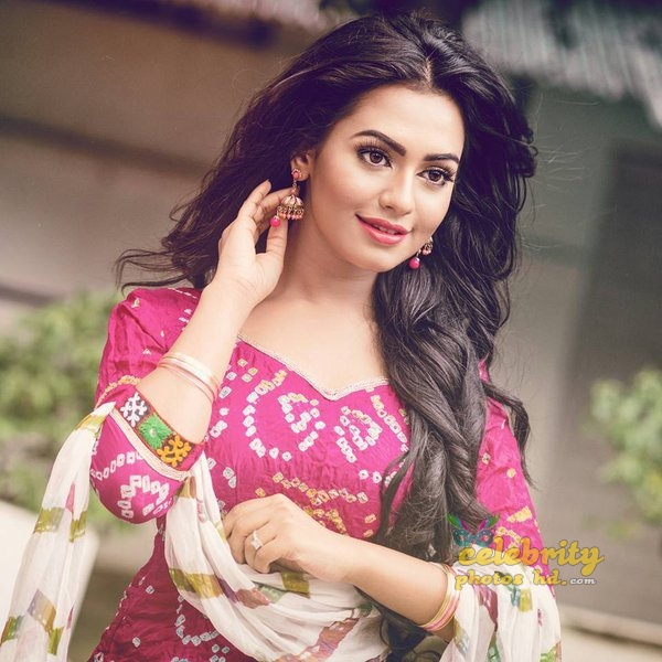 Actress Nusrat Faria (31)