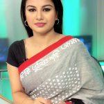 "Bangladeshi News presenter""Farhana Nisho"" Lovely Photos"