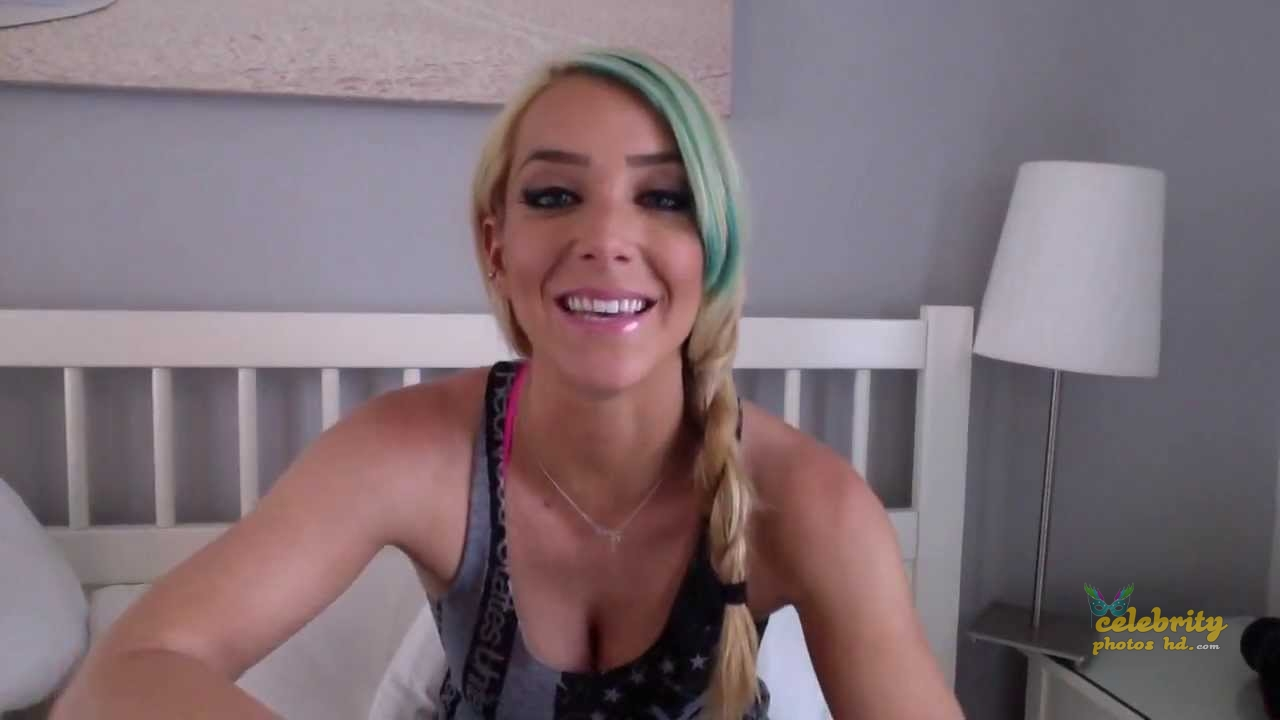 American Spicy Actress Jenna Marbles (2)