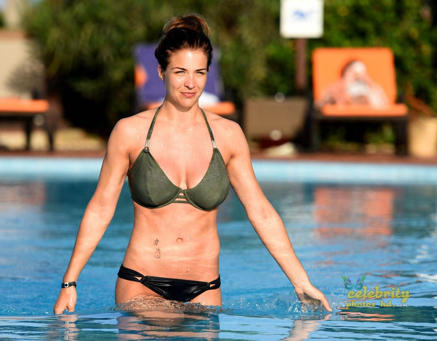 Hollywood Actress Gemma Atkinson Bikini Photo (1)