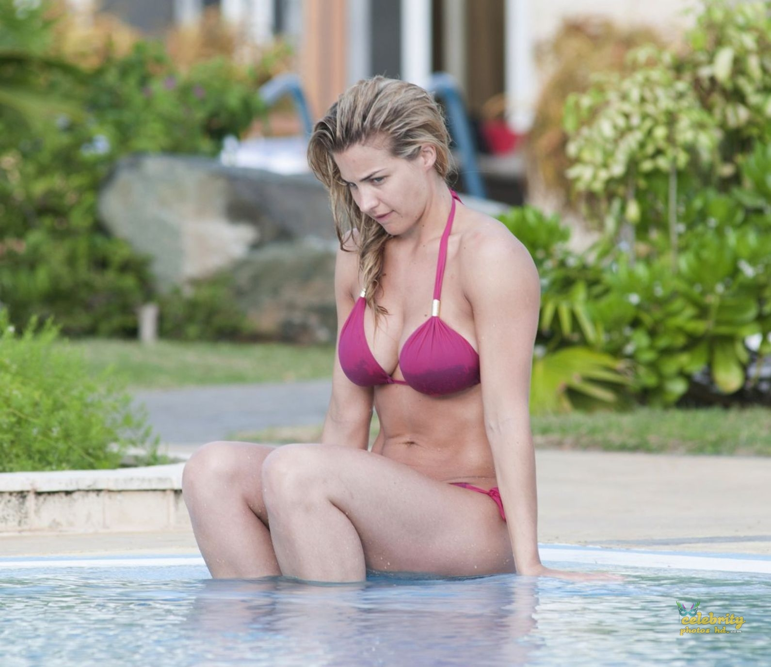 Hollywood Actress Gemma Atkinson Bikini Photo (3)