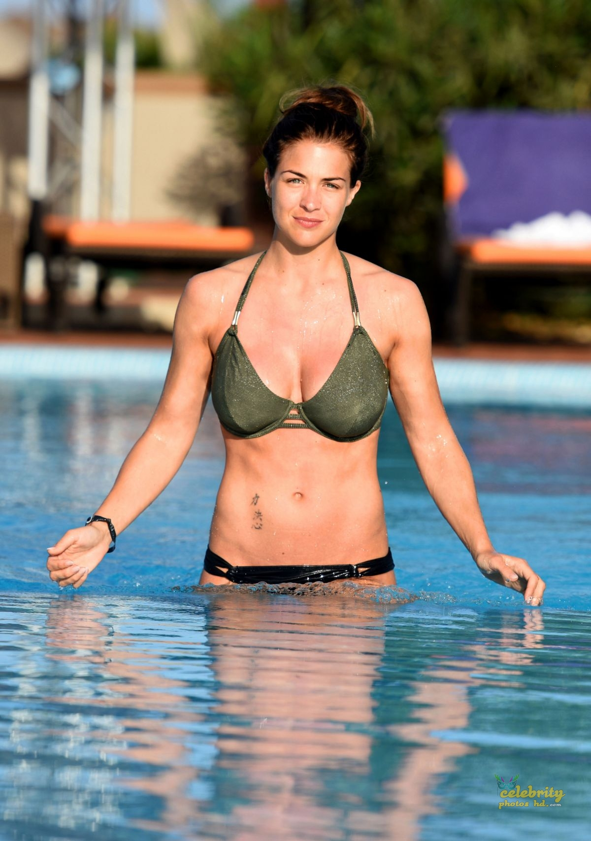 Hollywood Actress Gemma Atkinson Bikini Photo (4)