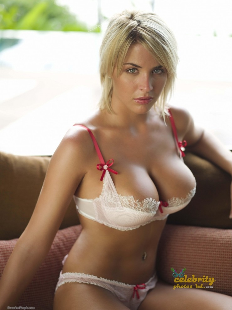 Hollywood Actress Gemma Atkinson Bikini Photo (7)