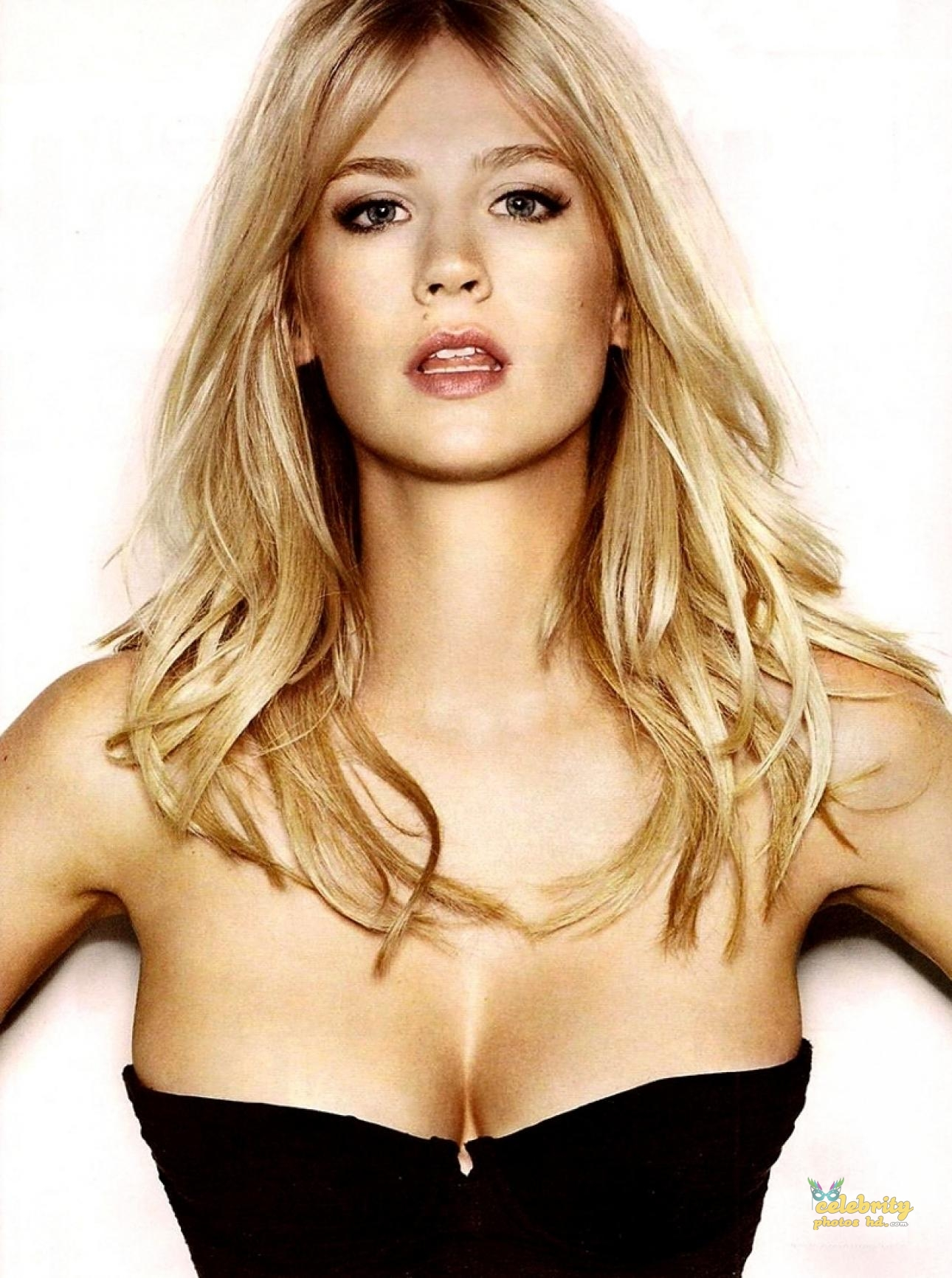 Hollywood Actress January Jones Top 10 Unseen Photo (3)