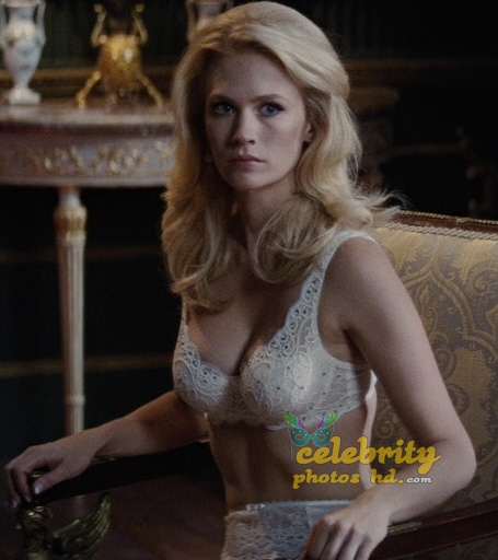 Hollywood Actress January Jones Top 10 Unseen Photo (4)