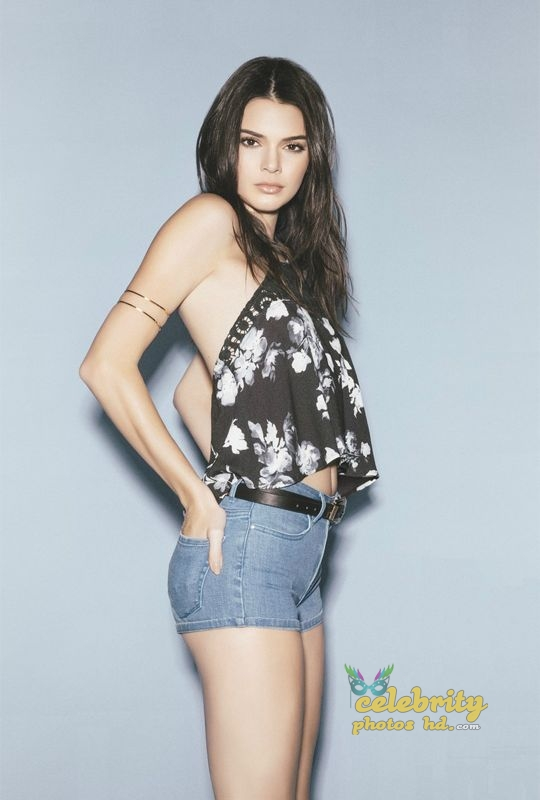 Hollywood Actress Kendall Nicole Jenner Unseen Photo (5)