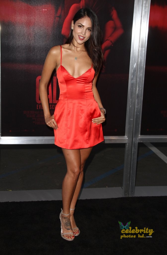 Hollywood Top Unseen Actress Eiza González (5)
