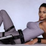 Hollywood Actress Angelina Jolie New  Unseen Photo's