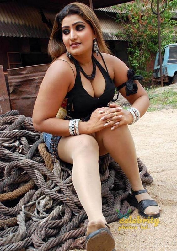 Hottest South Indian Actress Babylona (3)