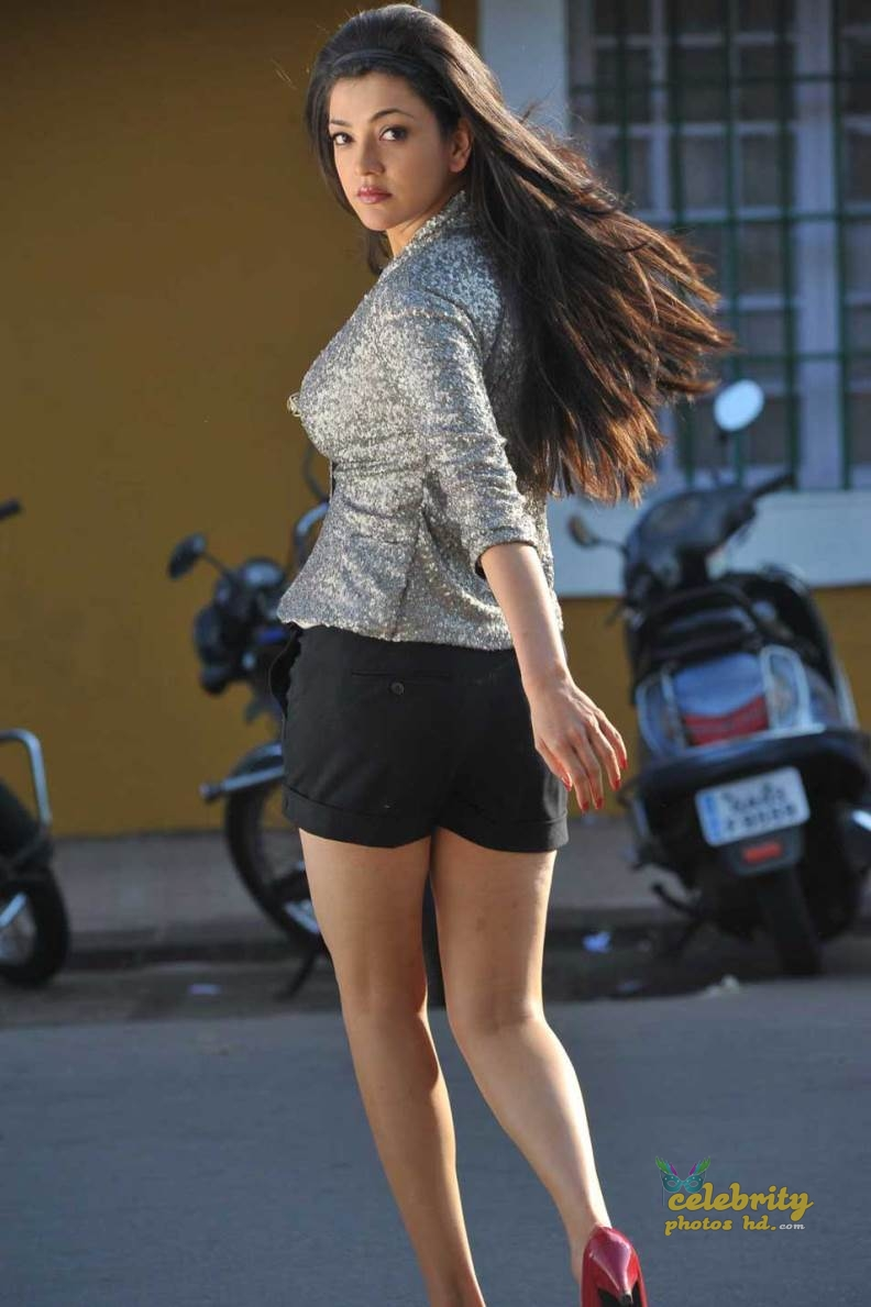 Indian Best Actress Kajal Agarwal New Photo (2)