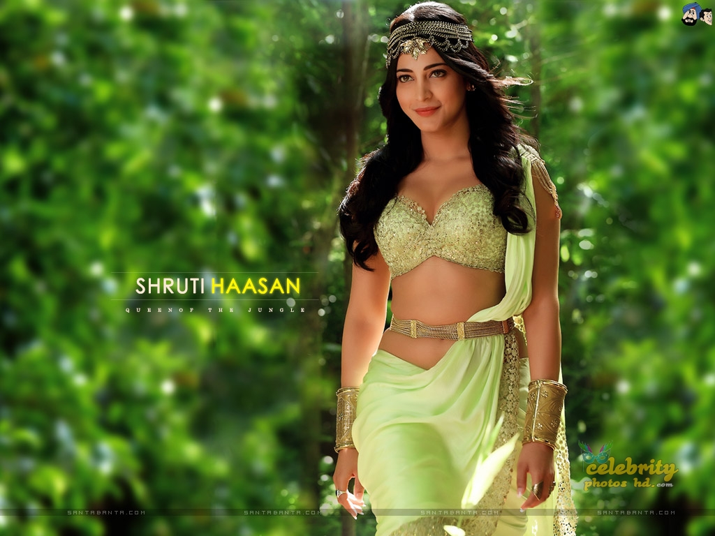 Indian Spicy Actress Shruti Haasan New Photo (5)