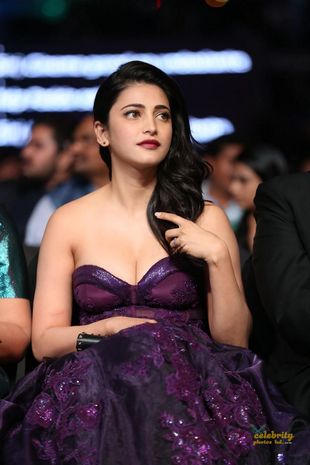 Indian Spicy Hot Actress Shruti Haasan New Photo's (1)