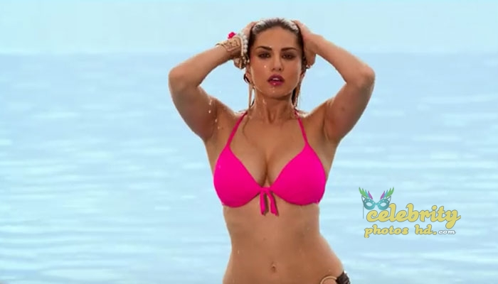 Indian Top Bikini Model, Actress Sunny Leone New Photo (1)