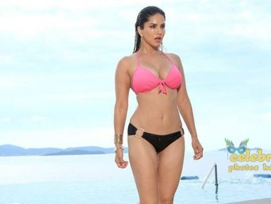 Indian Top Bikini Model, Actress Sunny Leone New Photo (6)