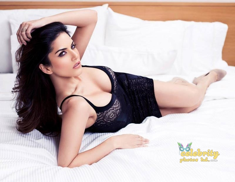 Indian Top Hot Model Actress Sunny Leone (2)