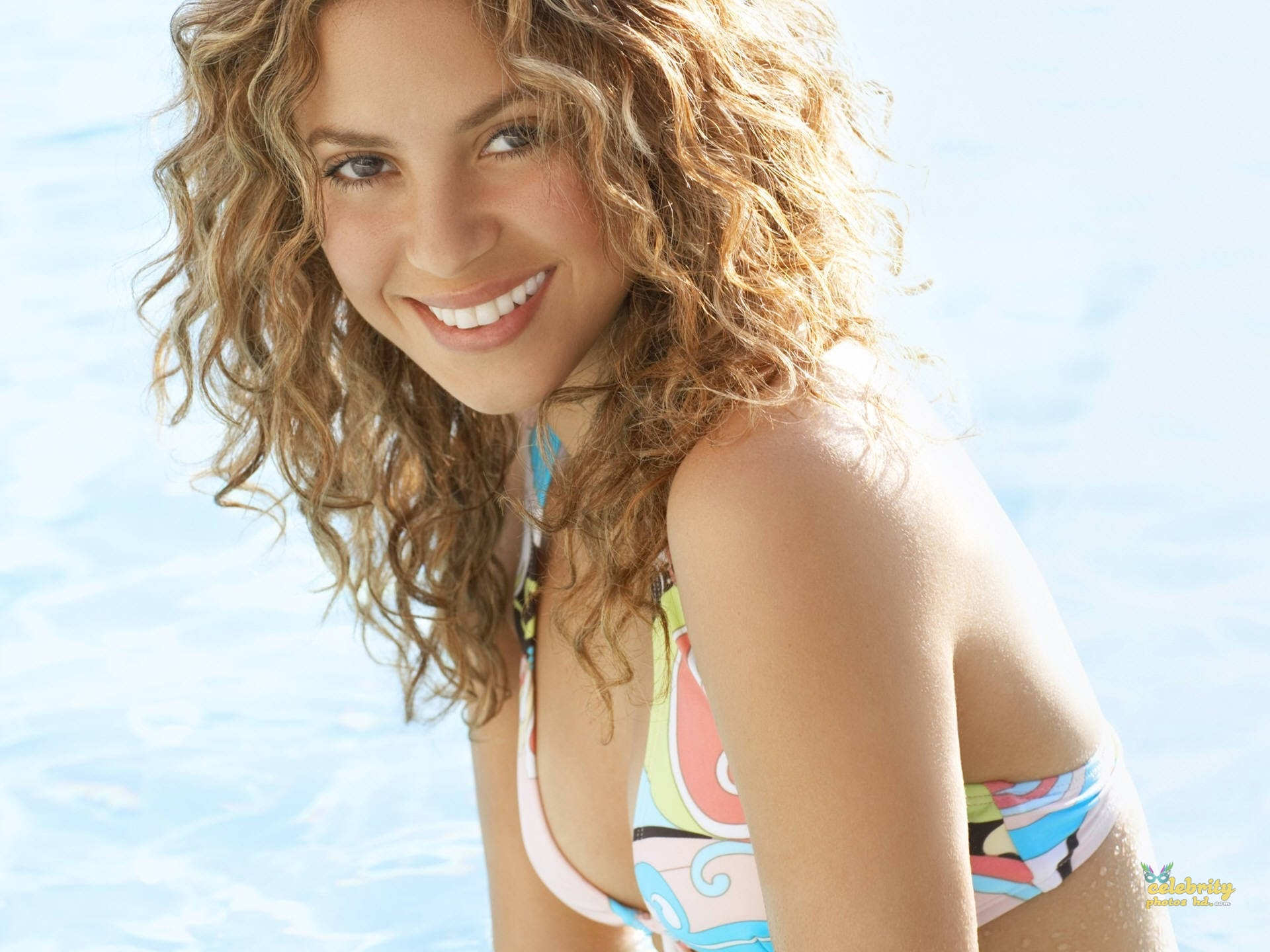 Singer Shakira Unseen Photo (6)