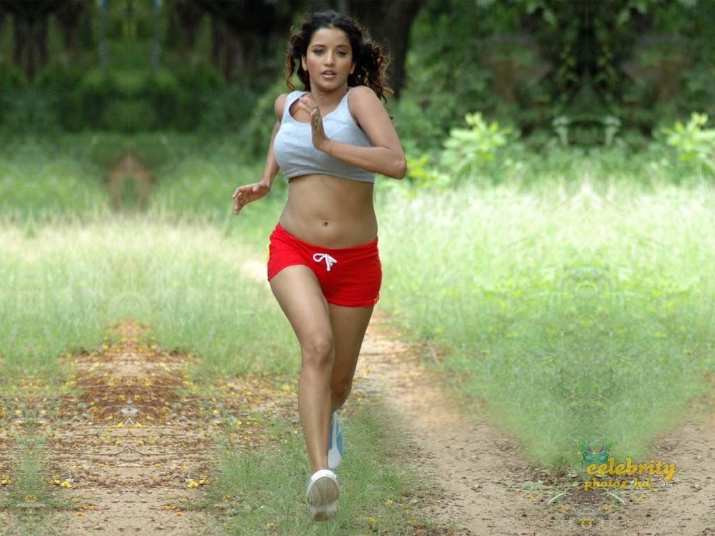 South Indian Lovely Super Hot Actress Monalisa Photos (6)