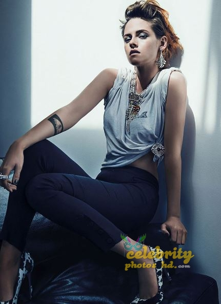 Unseen Actress Kristen Stewart New Spicy Photo (5)