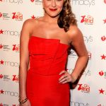 Hot Hollywood Actress ALEXA VEGA at Go Red for Women Red Dress Collection 2017 in New York
