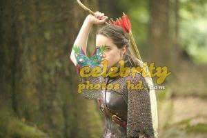 Anna Popplewell Photo of The Duchess UK Film Premiere (2)