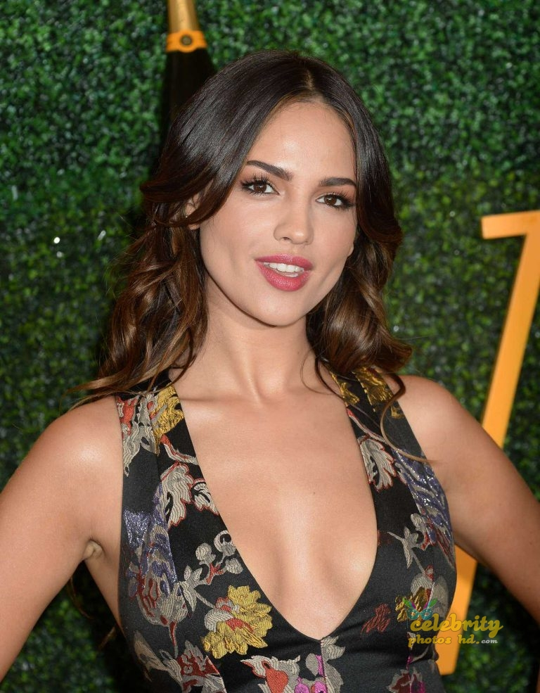 Eiza Gonzalez at 2016 Veuve Clicquot Polo Classic in Pacific Palisades (1)