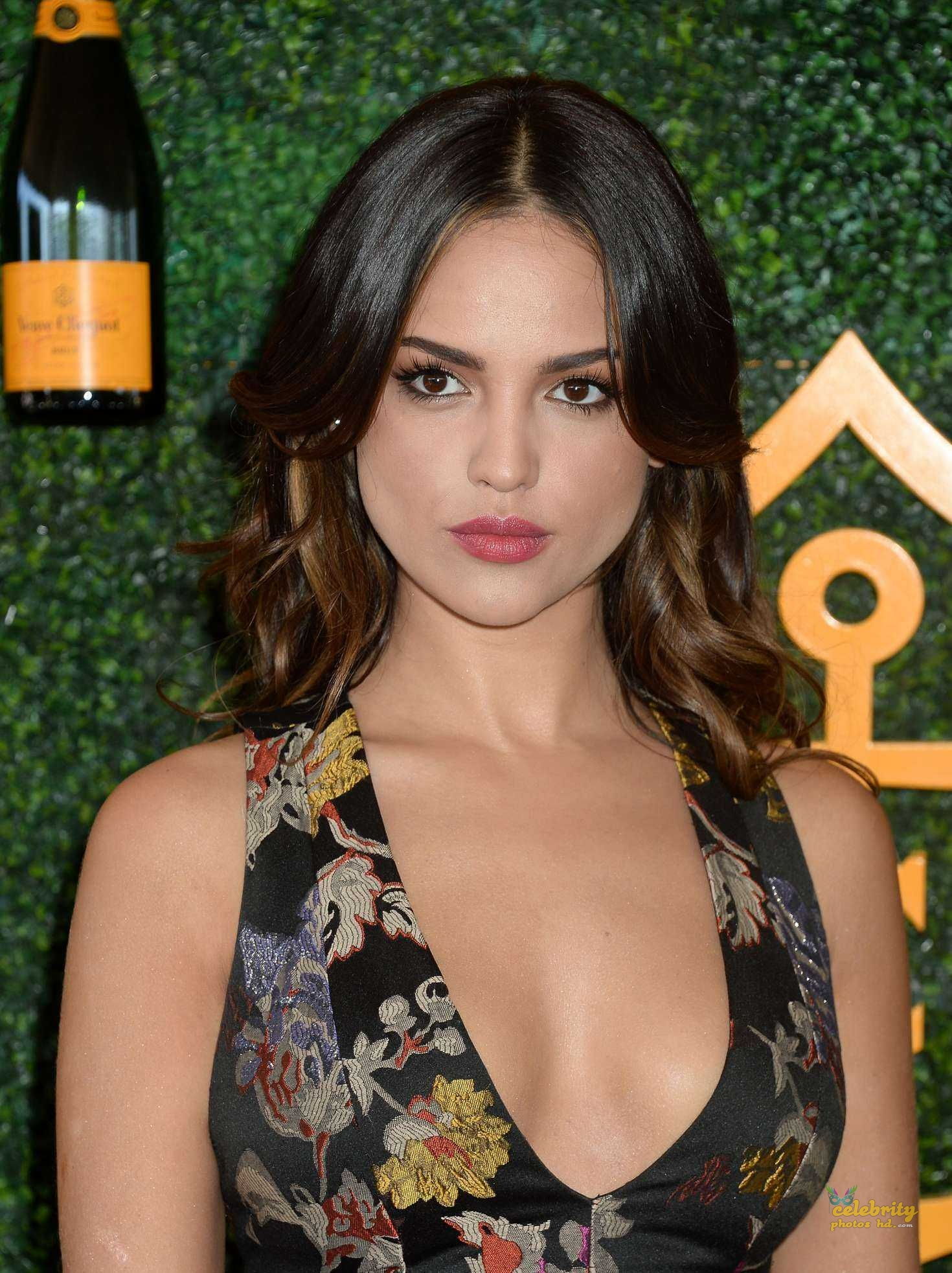 Eiza Gonzalez at 2016 Veuve Clicquot Polo Classic in Pacific Palisades (3)
